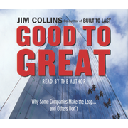 Good To Great, Audio-CD - Gesprochen v. Autor