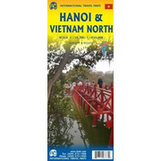 ITM City MapHanoi/Vietnam North 1:15 700