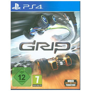 Grip, Combat Racing, 1 PS4-Blu-ray Disc - Für PlayStation 4