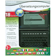 Franklin Global Translator 18-Sprachen