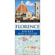 DK Eyewitness Florence Pocket Map and Guide