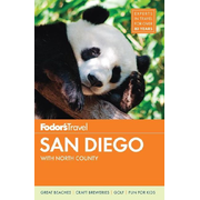 Fodor's San Diego - with North County