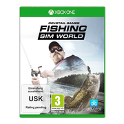 GAME Fishing Sim World, Xbox One Basic German, English, French, Italian