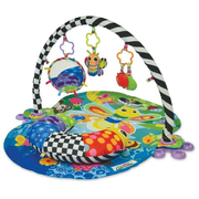 Lamaze Freddie the Firefly 3 in 1 Gym Multicolour Baby play mat
