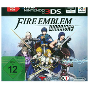 Nintendo Fire Emblem Warriors Basic Multilingual New Nintendo 3DS