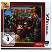 Nintendo Donkey Kong Country Returns 3D Basic English Nintendo 3DS