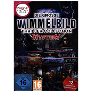 Die große Wimmelbild-Thriller Collection Mystery, 1 DVD-ROM - 12 spannende Vollversionen