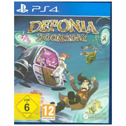 GAME Deponia Doomsday, PS4 Basic PlayStation 4