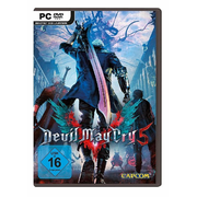 Devil May Cry 5, 1 DVD-ROM