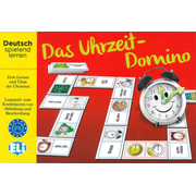 Das Uhrzeit-Domino - Gamebox