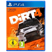 DiRT 4 (PlayStation PS4)