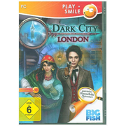 Dark City, London, 1 CD-ROM - Spannendes Wimmelbild-Adventure