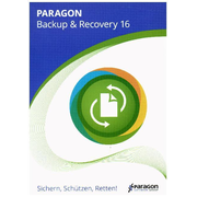 Backup & Recovery 16, 1 CD-ROM
