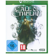 Call of Cthulhu, 1 XBox One-Blu-ray Disc