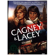 Koch Media Cagney & Lacey, Volume 2 (5 DVDs) DVD German, English