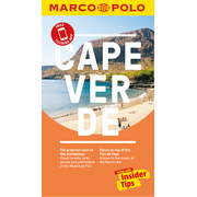 Cape Verde Marco Polo Pocket Travel Guide - with pull out map - Free Touring App