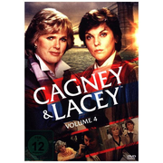 Koch Media Cagney & Lacey, Volume 4 (6 DVDs) DVD German, English