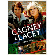 Koch Media Cagney & Lacey, Volume 6 (6 DVDs) DVD German, English