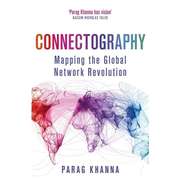 Hachette UK Connectography book English Paperback 496 pages