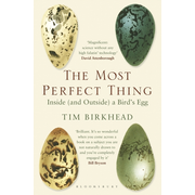 ISBN The Most Perfect Thing (Inside (and Outside) a Bird's Egg)