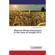 Biomass Waste Assessment in the state of Punjab 2015