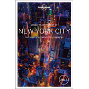 Lonely Planet's Best of New York City2018 - Top Sights, Authentic Experiences