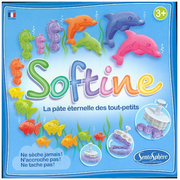 Softine Knete Meerestiere