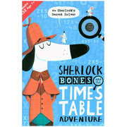 Sherlock Bones and the Times Table Adventure - Re-usable Maths Puzzles