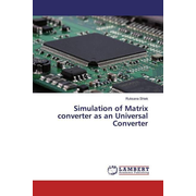Simulation of Matrix converter as an Universal Converter