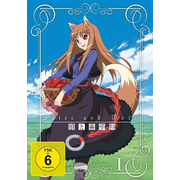 Spice & Wolf. Staffel.1, 1 DVD - Japan