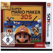 Nintendo Super Mario Maker Selects Basic Nintendo 3DS