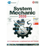 System Mechanic 2020, 1 Code in a Box