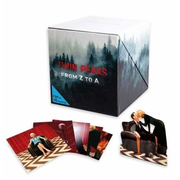 Twin Peaks - From Z to A 4K, UHD-Blu-ray + Blu-ray (Limited Deluxe Edition) - USA