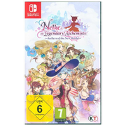 Nelke & the Legendary Alchemists: Ateliers of the New World, 1 Nintendo Switch-Spiel
