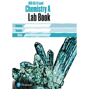 OCR AS/Alevel Chemistry Lab Book - OCR AS/Alevel Chemistry Lab Book