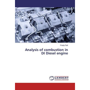 Analysis of combustion in DI Diesel engine