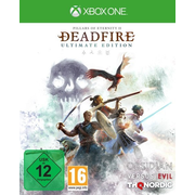 Pillars of Eternity II, Deadfire, 1 Xbox One-Blu-ray Disc (Ultimate Edition)