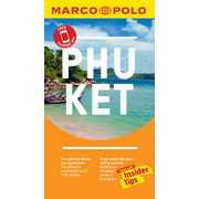 Phuket Marco Polo Pocket Travel Guide - with pull out map - Free Touring App