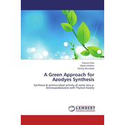 A Green Approach for Azodyes Synthesis - Synthesis & antimicrobial activity of some new p-Aminoazobenzene with Thymol moiety