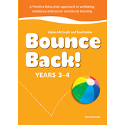 ISBN Bounce Back! Third Edition: Years 3-4 book