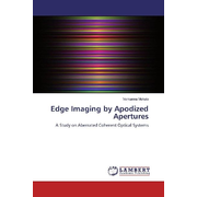 Edge Imaging by Apodized Apertures - A Study on Aberrated Coherent Optical Systems
