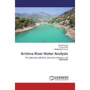 Krishna River Water Analysis - The Laboratory Method, Statistical Analysis, and Standards