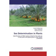 Sex Determination in Plants - Identification of DNA markers linked to the male sex in date palm and jojoba grown under Sudan conditions