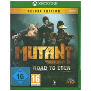 Mutant Year Zero, Road to Eden, 1 Xbox One-Blu-ray Disc (Deluxe Edition)