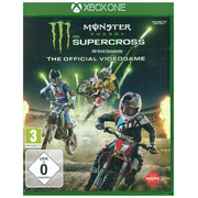Bigben Interactive Monster Energy Supercross: The Official Videogame, Xbox One Basic