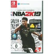 NBA 2K19, 1 Nintendo Switch-Spiel