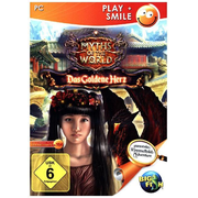 Myths of the World: Das Goldene Herz, CD-ROM - Spannendes Wimmelbild-Adventure. Mit exklusiver Sammelkarte Nr.154