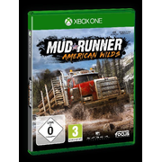 MudRunner, American Wilds, 1 XBox One-Blu-ray Disc
