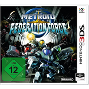 Metroid Prime, Federation Force, 1 Nintendo 3DS-Spiel