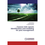 Cassava mite species identification and modeling for pest management